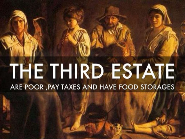 The Third Estate Raises Its Voice French Revolution