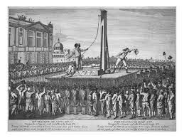 1793 January 21- Louis XVI executed