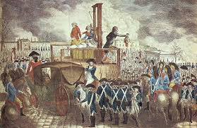 April 25 – First use of the guillotine