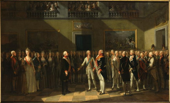 August 27- Declaration of Pillinitz- Austria and Prussia express support for Louis