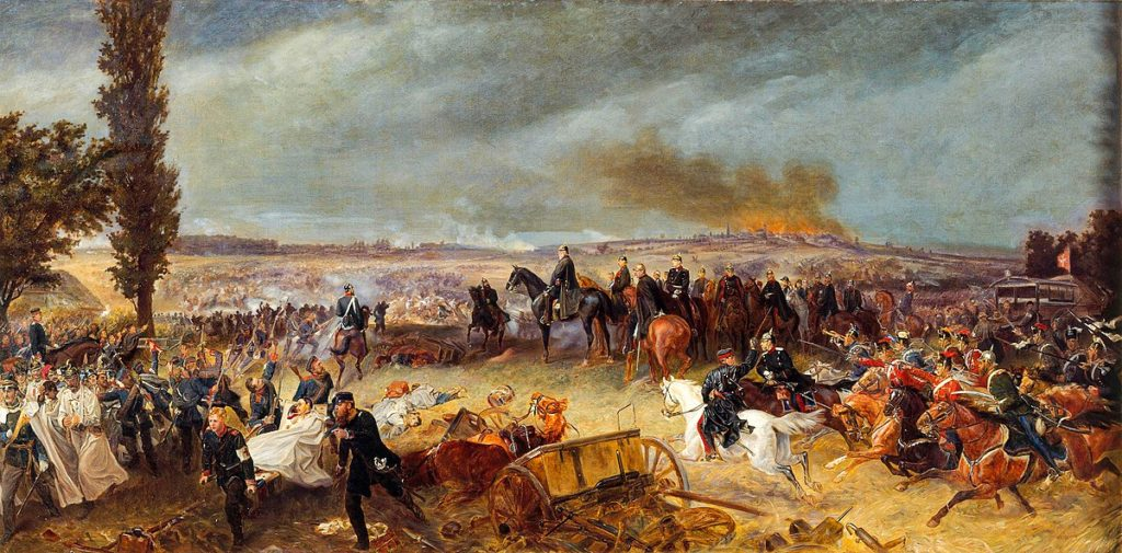 June 13 –Prussia declares war on France
