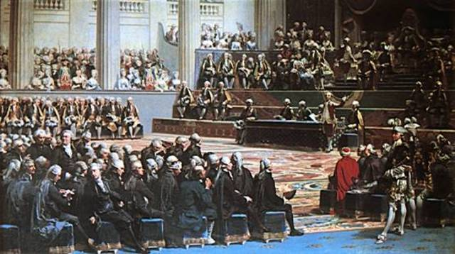 May 5 – Estates-General convenes