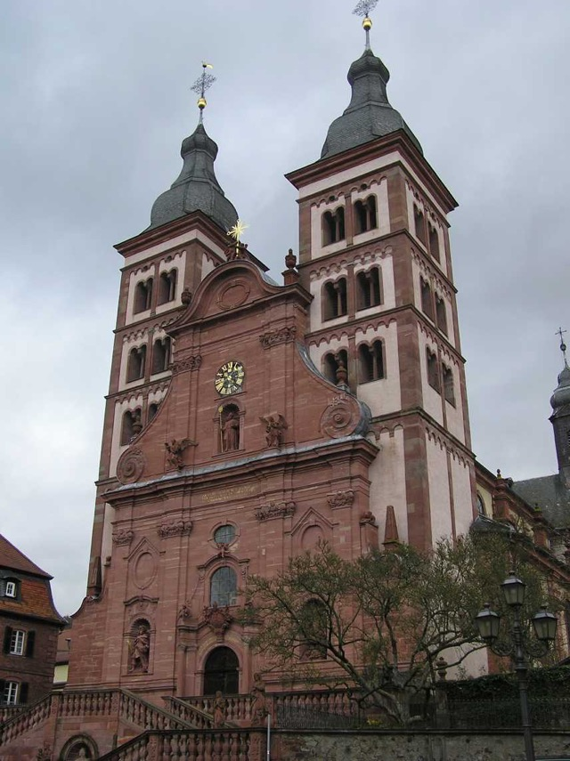Amorbach Abbey inhabits the Royal House of Leiningen, one of the oldest noble families in Germany