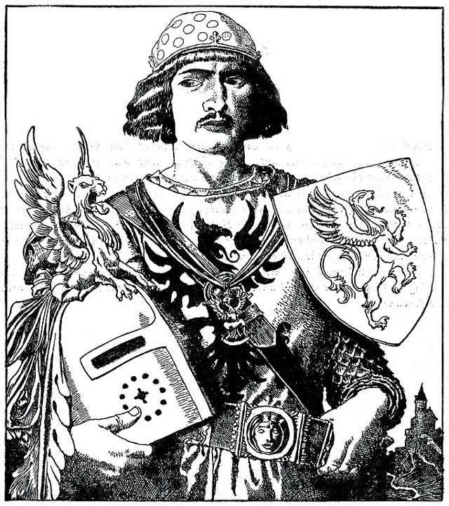 Sir Gawain Arthurian knights of the Round Table
