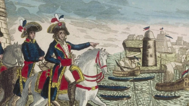 A moment of peace for french revolution
