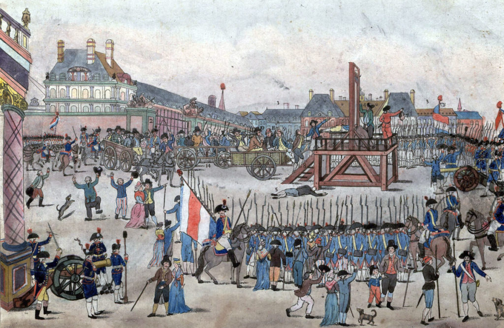 French Revolution - A watershed moment