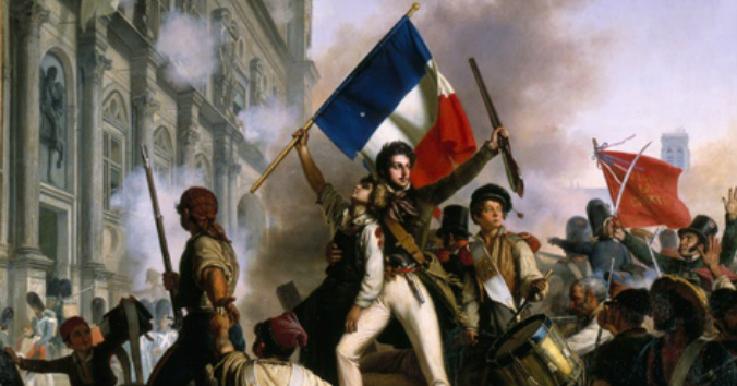 Nationalism french revolution