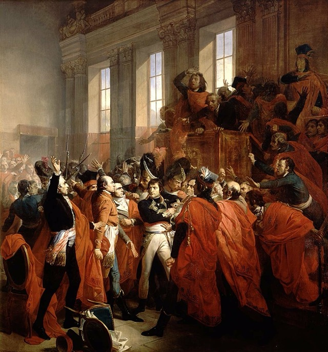 The Coup of 18th Brumaire