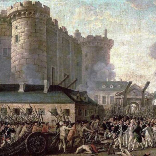 Ushered in the Age of Revolutions french revolution