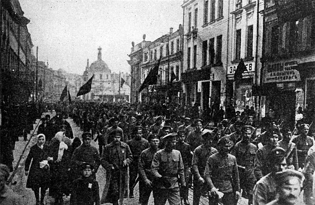 Revolution from March 8, 1917, to June 16, 1923