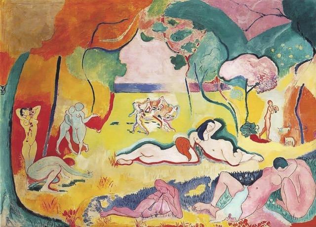 The Joy of Life Henri Matisse