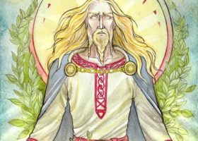 Balder: God of Light, Purity, Joy and the Summer Sun