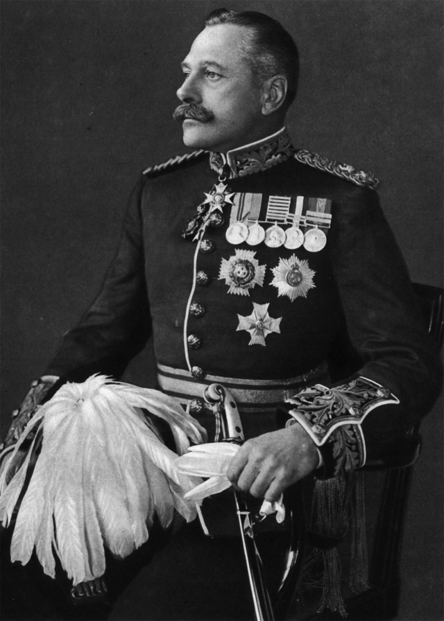 Douglas Haig, Great Britain