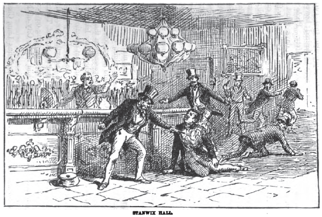 The Murder of William Poole