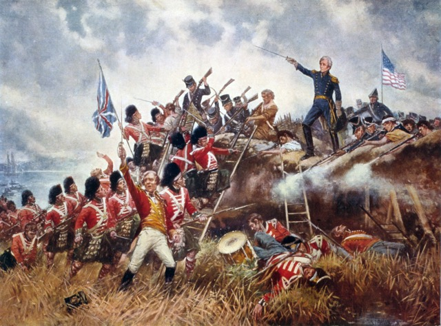 Defeated the British at the battle of New Orleans