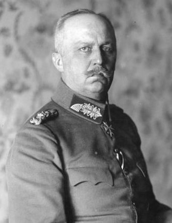 Erich Ludendorff, Germany