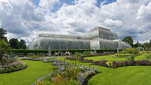 Victorian Architecture: Palm House, Kew Gardens