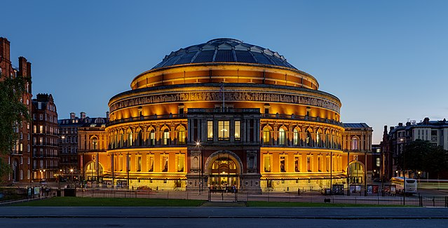 Victorian Architecture: Royal Albert Hall