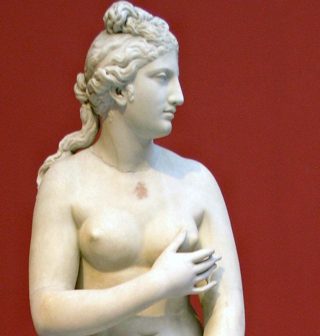 Aphrodite Ancient Greece Goddess