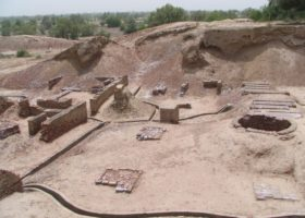 Harappa-City-capital-of-Indus-Valley-Civilization