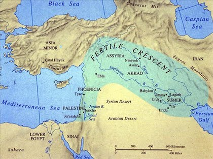 Mesopotamia Geography