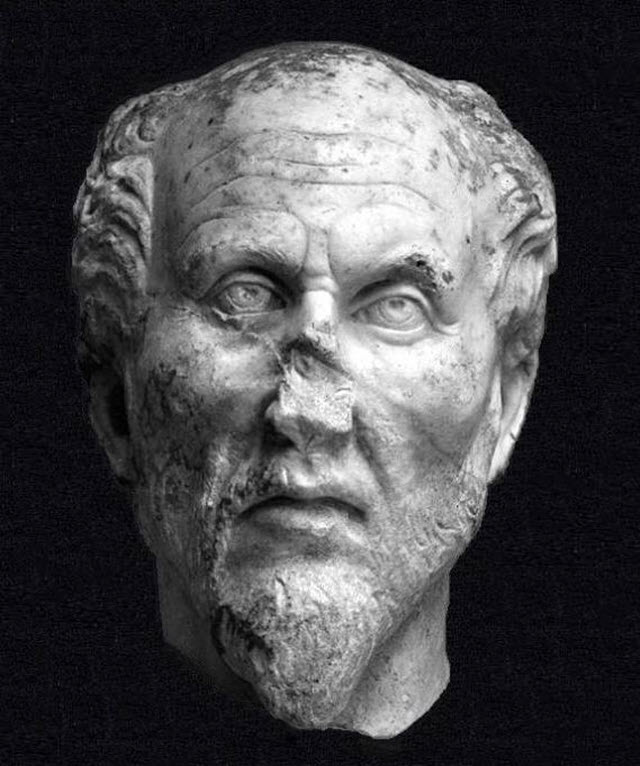 Roman Philosopher Plotinus