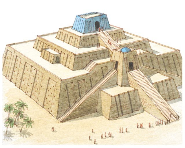 Temple of Mesopotamia