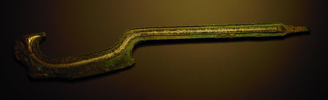 Ancient weapon Khopesh