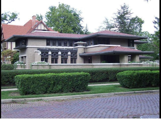 Meyer May House, Grand Rapids