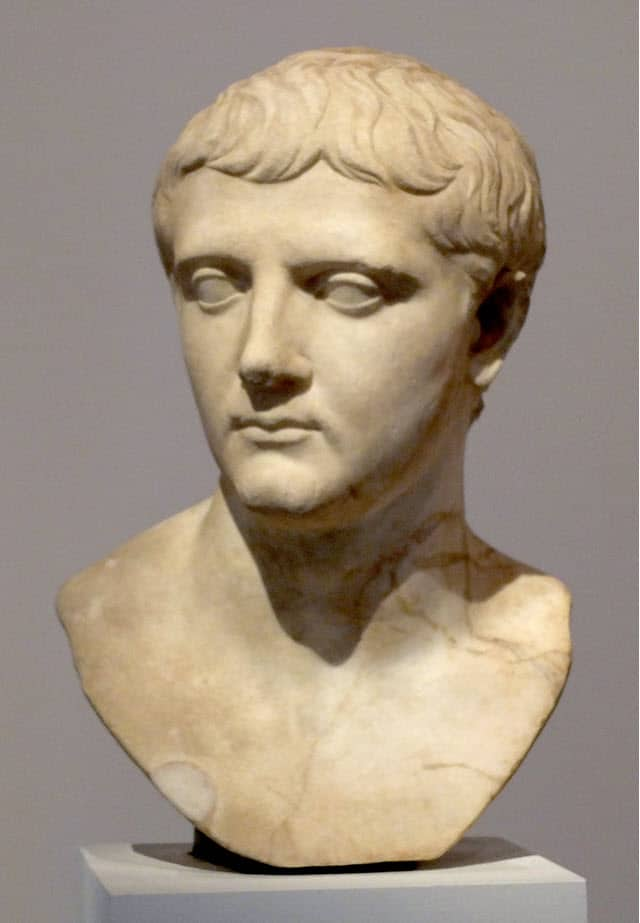 Nero Claudius Drusus - a notable general