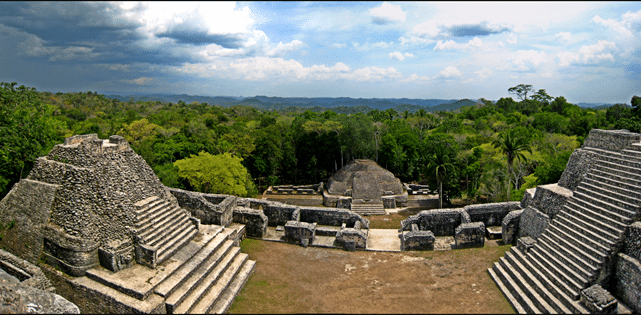 Amazing view from top os Caracol
