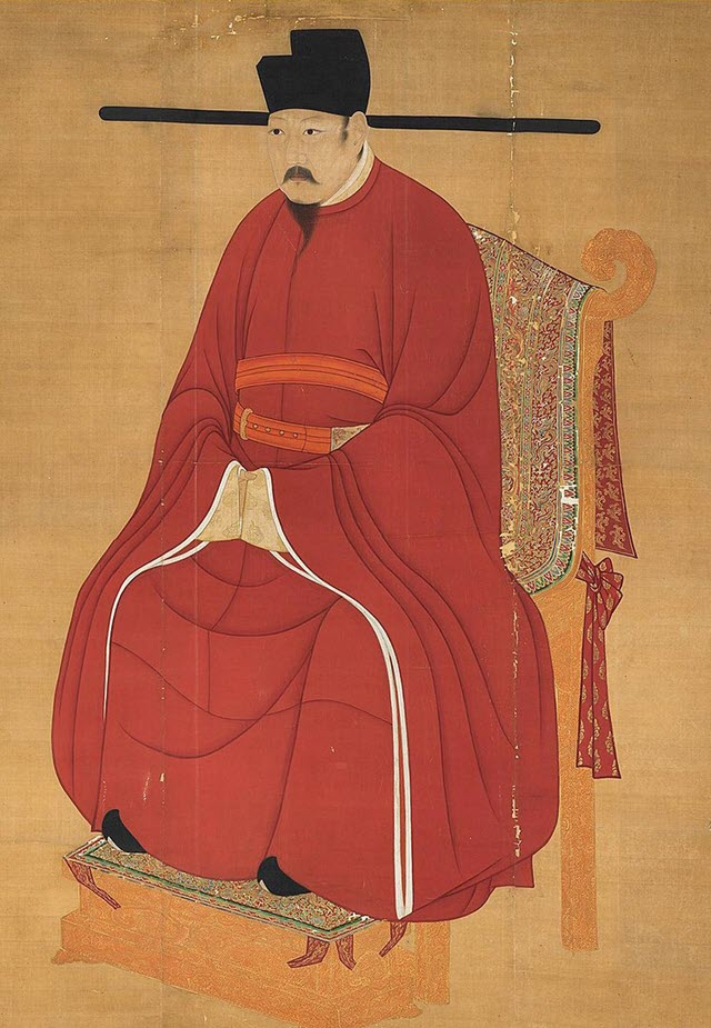 Chinese Emperor Renzong of Song