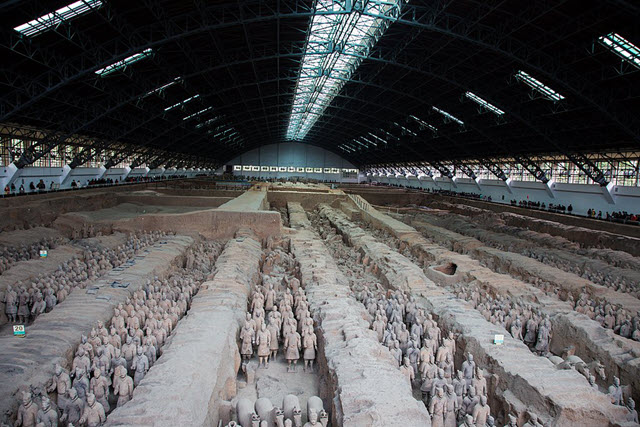 The Terracotta Army - 20th Century