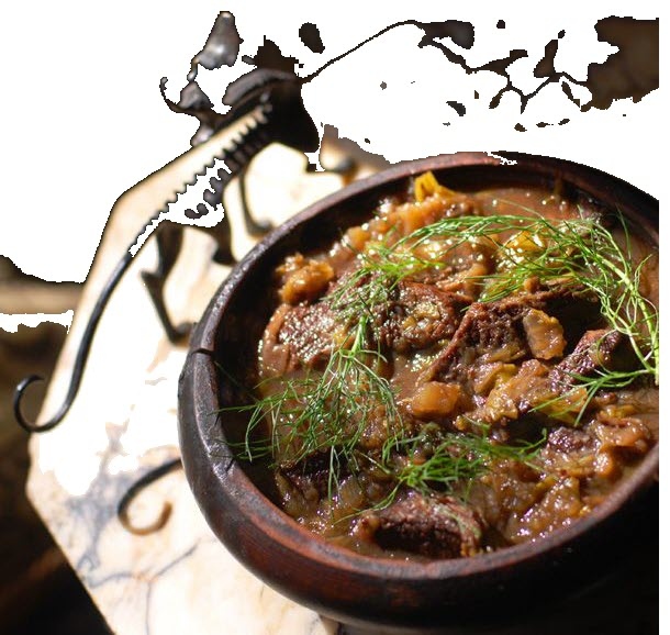 Ancient beef stew