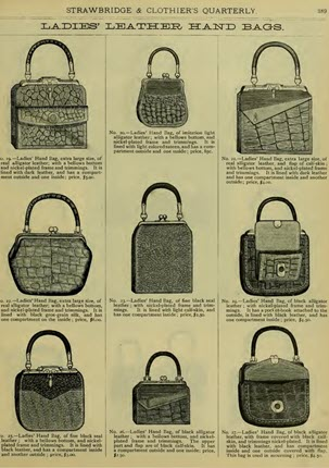 Images-of-Victorian-Bags