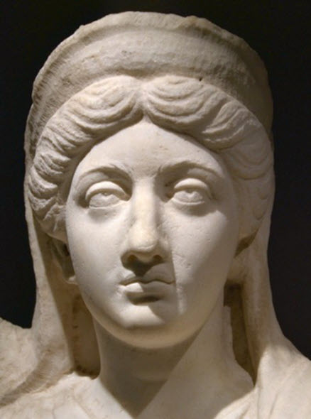 Lucilla, sister of Commodus