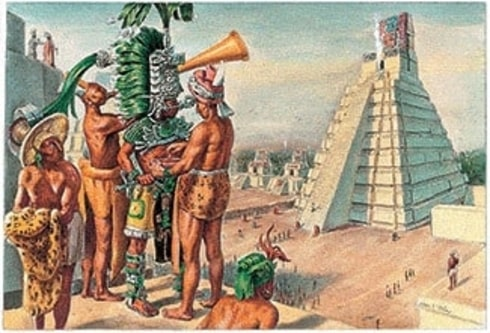 Law and Order in Mayan Civilization
