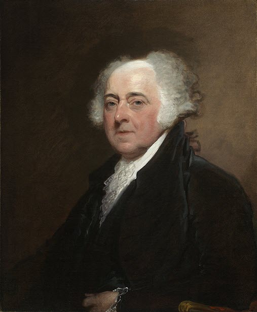 A-photo-of-John-Adams-during-his-60s