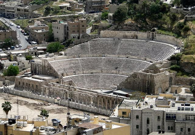 An-image-of-the-Roman-Theatre-in-Amman