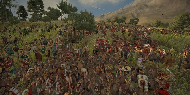 An-image-portraying-the-Battle-of-Silva-Arsia