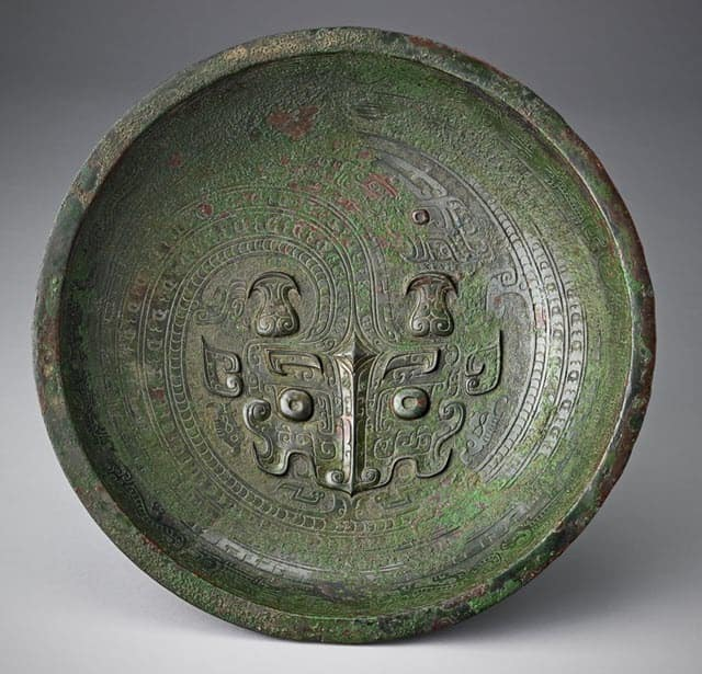 Bronze water vessels of the Shang dynasty