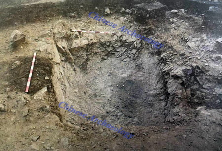 Early Phase Tomb Discovered in the Xiaonanshan Ruins of Raohe County