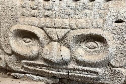 Stone Carvings Found at the Neolithic City of Shinmao in Shaanxi Province of China