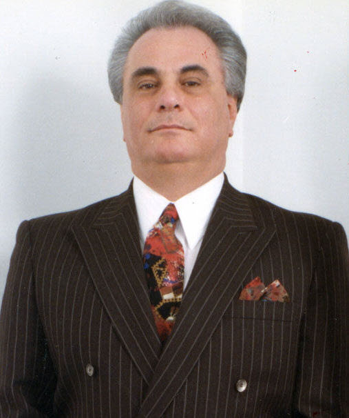 A picture of American mobster John Gotti