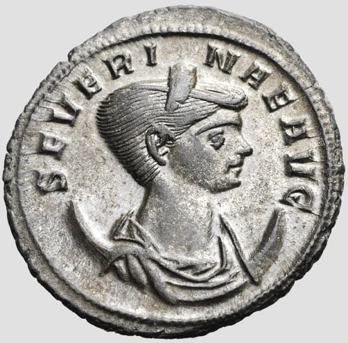 Image of Coin of Severina